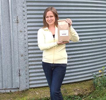 north country grains owner amy hofford