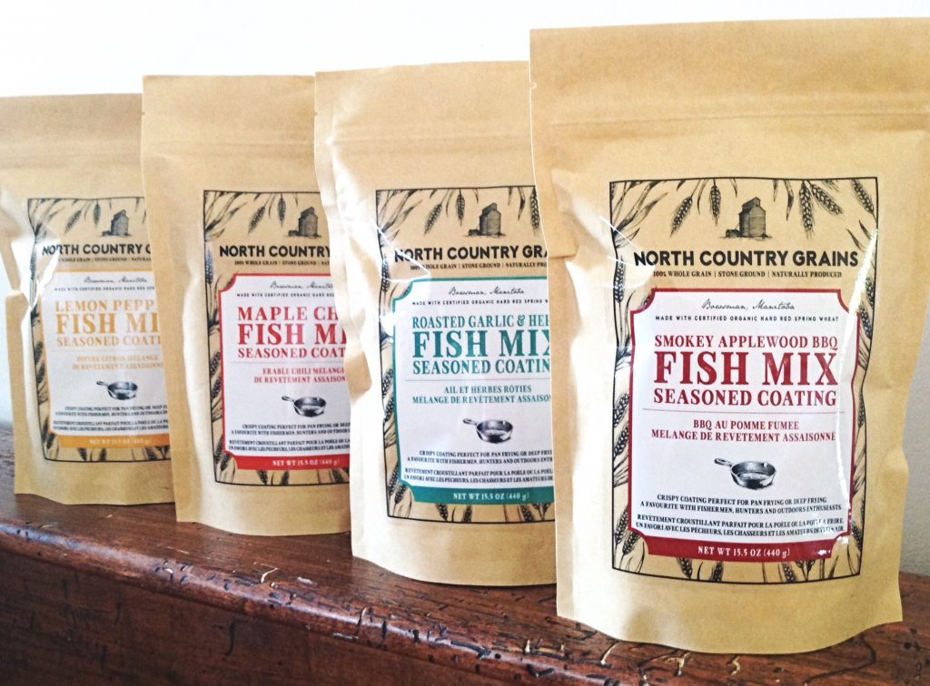North Country Grains Fish Mix Collection